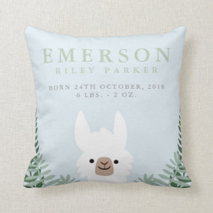 Llama Decorative Amp Throw Pillows Zazzle
