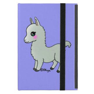 cute Llama iPad Mini Cover