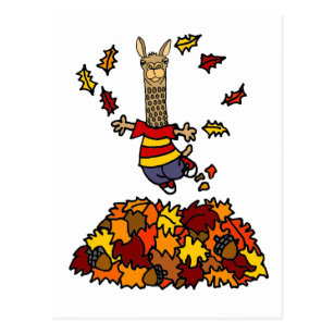 Raking Autumn Leaves Gifts On Zazzle