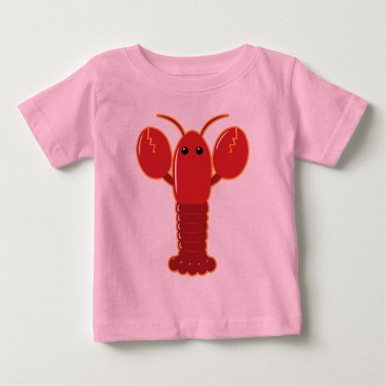 Cute Lobster Baby T-Shirt