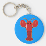 Cute Lobster Key Chains