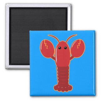 Cute Lobster Magnet
