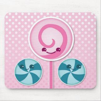 Cute lollies mousepads