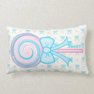 Cute Lollipop Lumbar Pillow