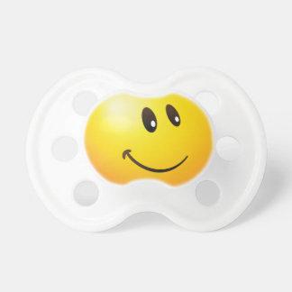Cute Looking at you Emoji Pacifier