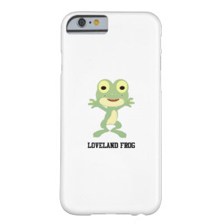 Cute Loveland Frog Barely There iPhone 6 Case