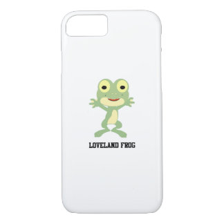 Cute Loveland Frog iPhone 7 Case