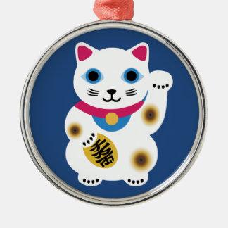 Cute Lucky Cat Ornament