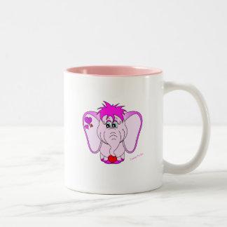 Cute Lucky Pinkie Mug
