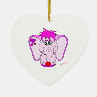 Cute Lucky Pinkie Ornament Both Sides