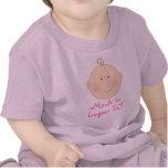 Cute Made In Logan Utah Baby Tee Shirt