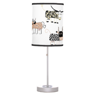 Cute Magic Cows lamp - perfect for child's room