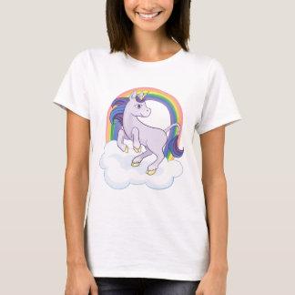 Cute Magical Rainbow Unicorn T-Shirt