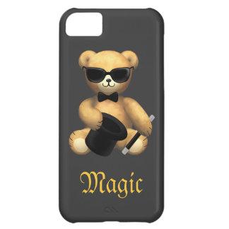 Cute Magician Teddy Bear - Magic Cover For iPhone 5C