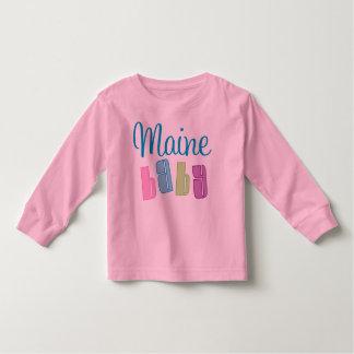 Cute Maine Baby T-shirt