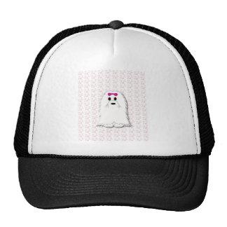 Cute Maltese puppy cartoon Trucker Hat