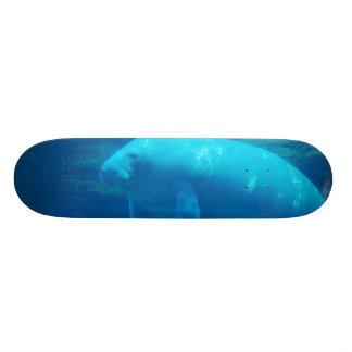 Cute Manatee Skateboard