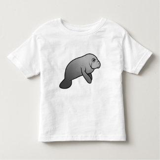 Cute Manatee Toddler T-shirt