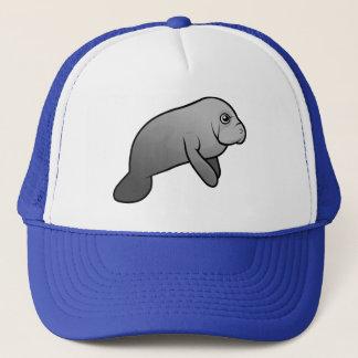 Cute Manatee Trucker Hat