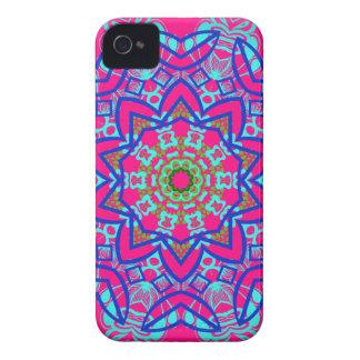 Cute Mandala pattern iphone 4 casea iPhone 4 Case-Mate Case