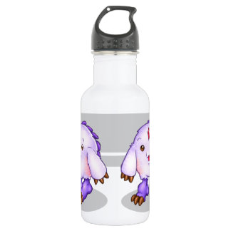 Cute Manga Monster Stainless Steel Water Bottle