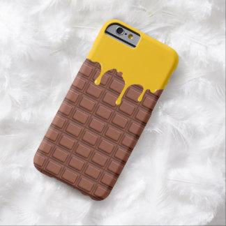 Cute Mango Ice Cream Chocolate iPhone 6 Case