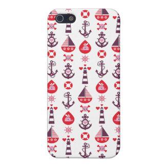 Cute marine iphone case