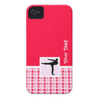 Cute Martial Arts Case-Mate iPhone 4 Case