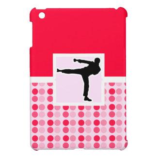 Cute Martial Arts iPad Mini Cover