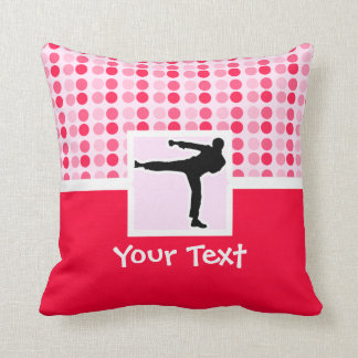 Cute Martial Arts Pillow