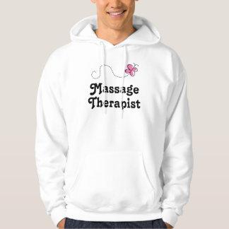 Cute Massage Therapist Hoodie
