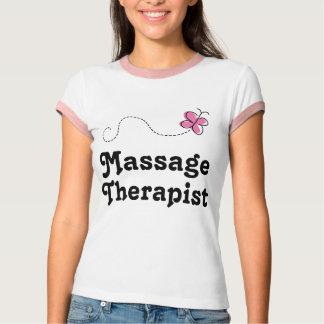 Cute Massage Therapist Tee Shirt