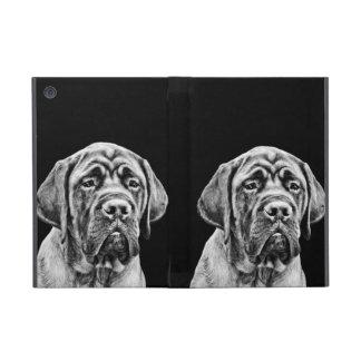 Cute Mastiff puppy dog iPad Mini Case