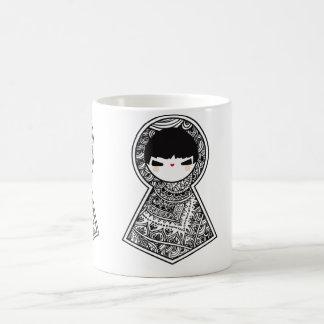 Cute Matryoshka Babushka Dolls Coffee Mug