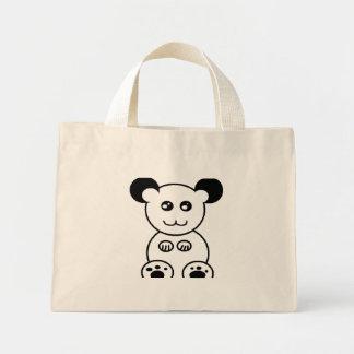 cute meeper canvas bags