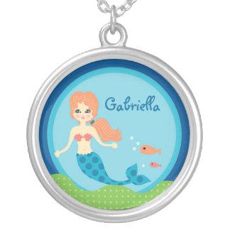Cute Mermaid Necklace
