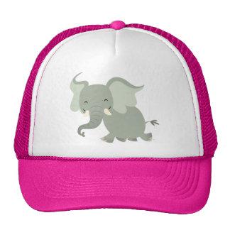 Cute Merry Cartoon Elephant Hat