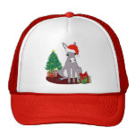 Cute Merry Christmas Donkey Hat