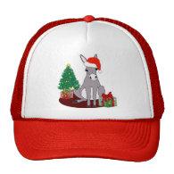 Cute Merry Christmas Donkey Hat