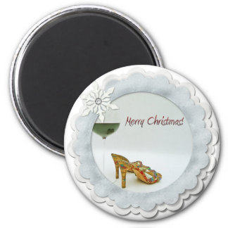 Cute Merry Christmas Magnet! Magnet