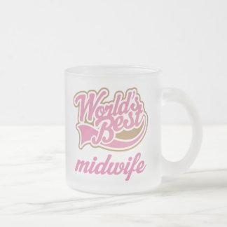 Cute Midwife Coffee Mugs