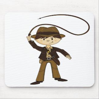 Cute Mini Explorer Mousepad