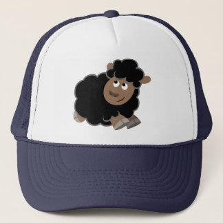 Cute Mischievous Cartoon Sheep Hat