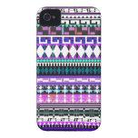 Cute Modern Tribal 2 iPhone 4 Cases