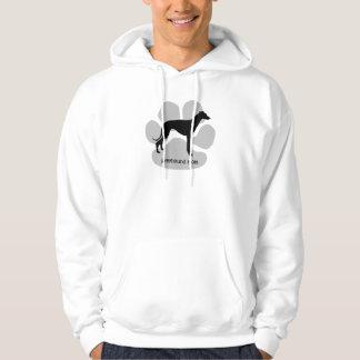 Cute mom Greyhound Hoodie