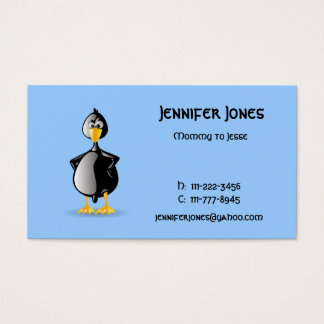 Cute Mommy Calling Card