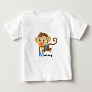 Cute monkey baby T-Shirt
