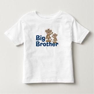 Cute Monkey Big Brother T-shirt