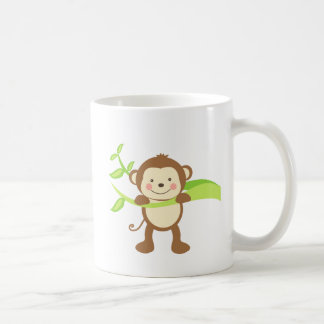 Cute Monkey Coffee Mug