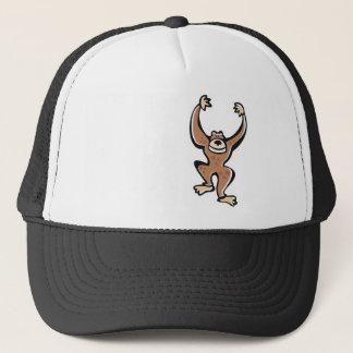 Cute Monkey; Cool Trucker Hat